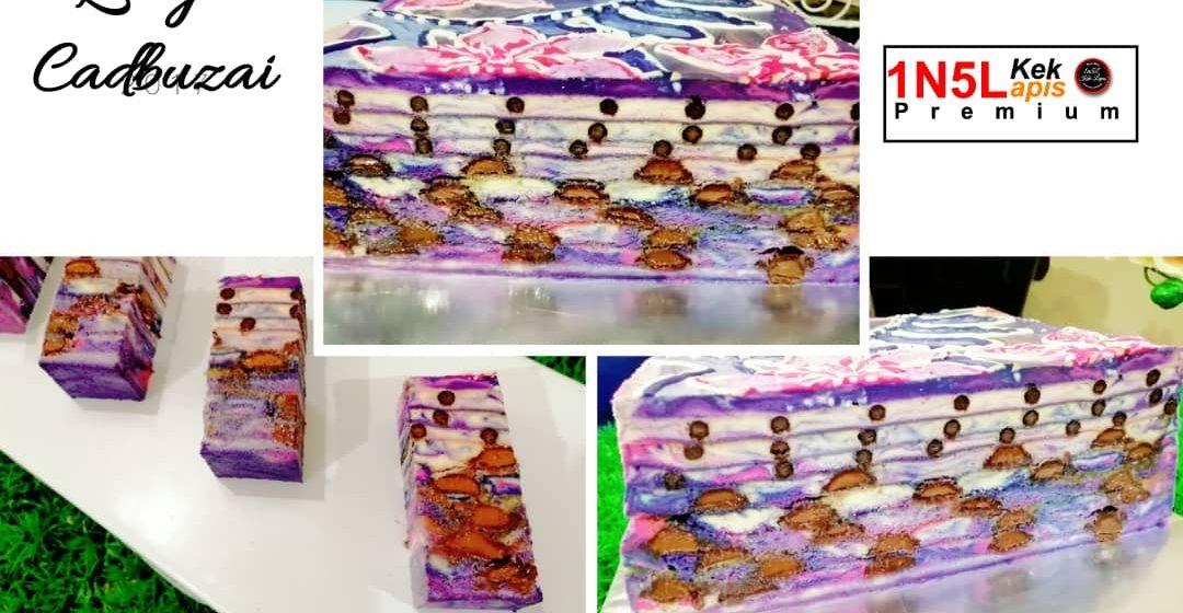 Lenya Cadbuzai siti ari nama kek baru digaga Lily Jackson