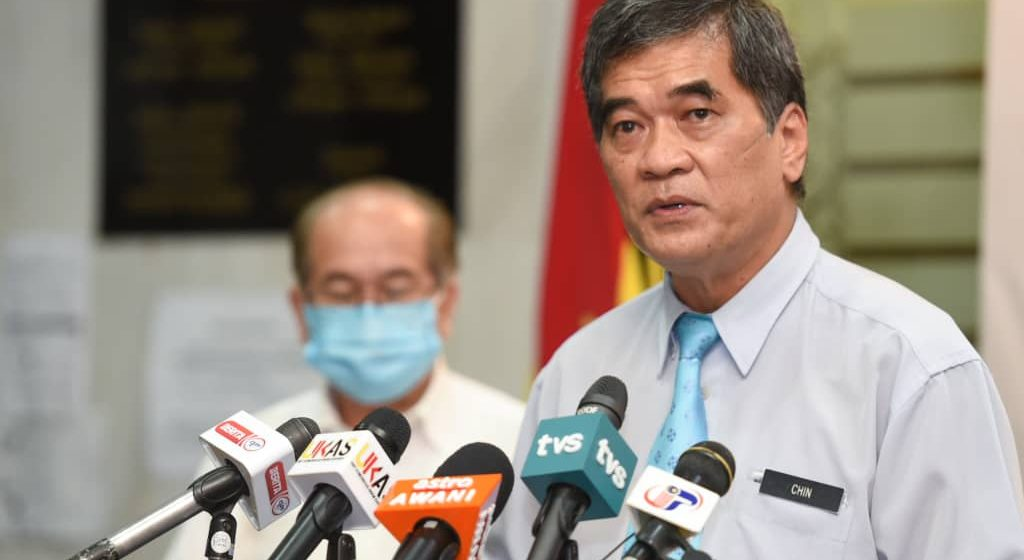 ACD dipejalaika baru ba Zon Permai, Sentosa – Dr Chin