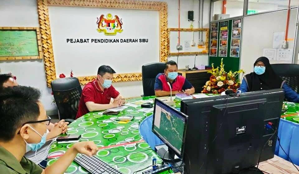 76 sekula primari aja dibuka di Sibu