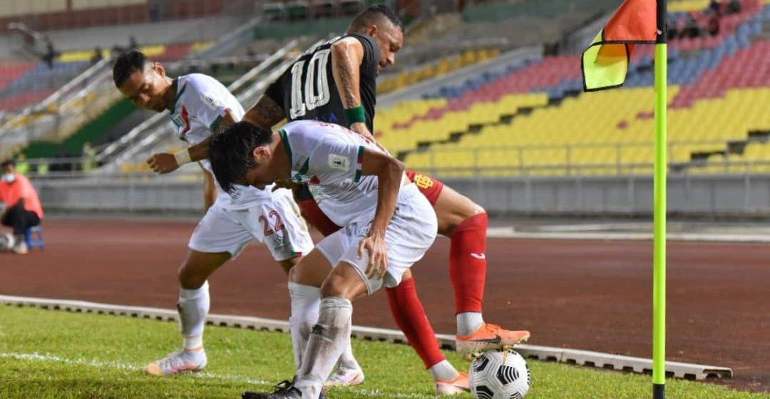 Kuching City terlepas lima peluang keemasan