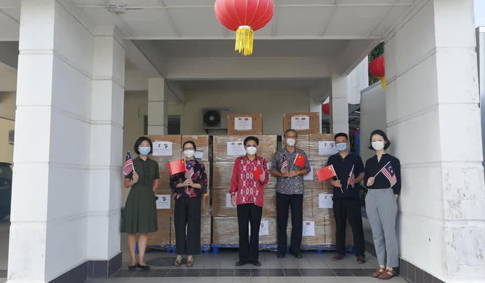 China meri 150, 000 sengkabung mua ungkup terabai komuniti