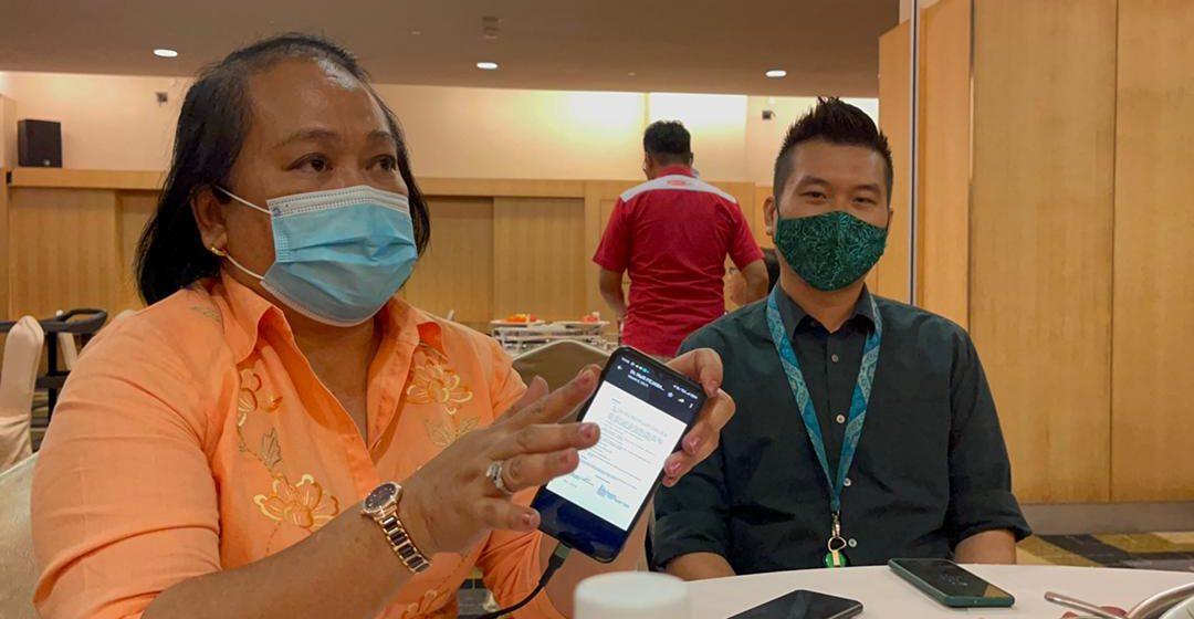 Media Sarawak agi nganti timbal ari Perintah Besai