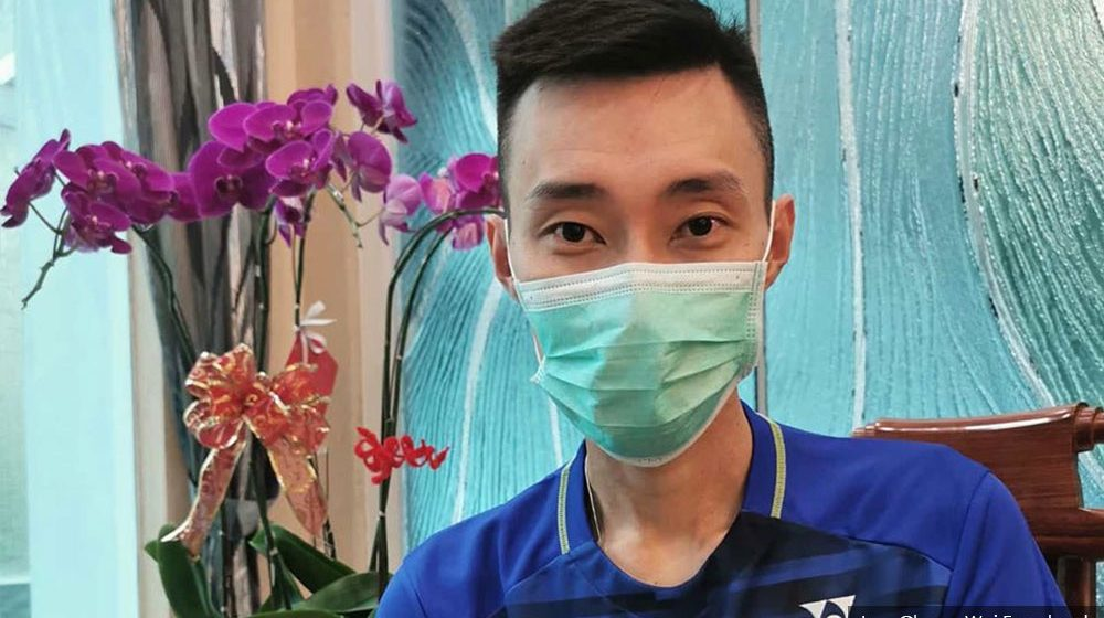 Lee Chong Wei bantu Zii Jia juara