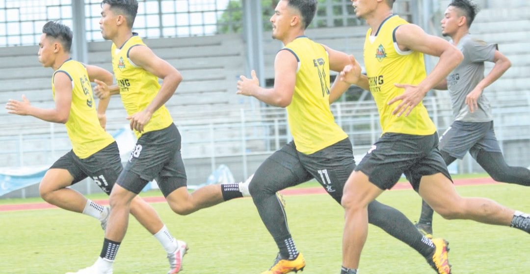Irfan baiki sayap dan serangan Kuching City