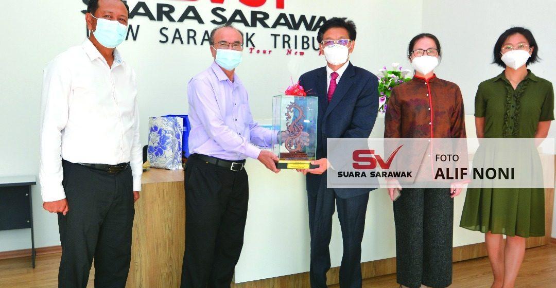 Vaksin Covid-19: China-Sarawak perlu jalin lebih banyak kerjasama