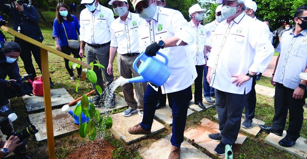 Malaysia mujur ngetanka rampa menua gadung