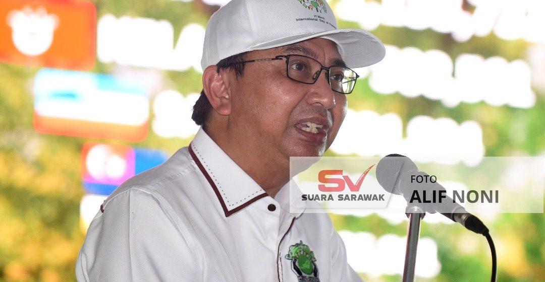 Sarawak berjaya tanam 3.15 juta pokok