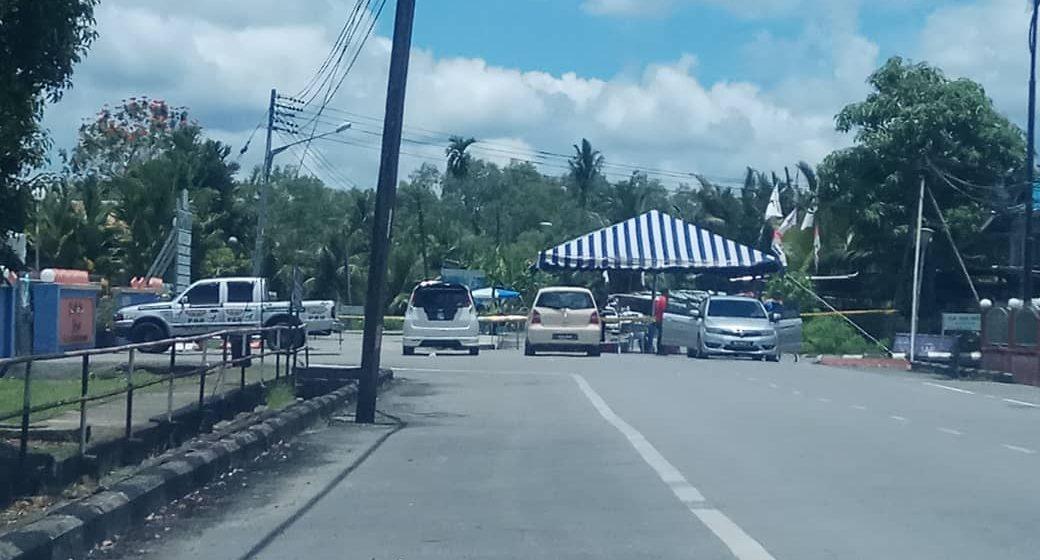 Penduduk Jalan Baji yang terjejas sekatan pergerakan terima bantuan