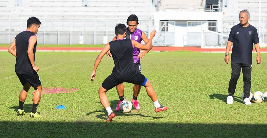 Kuching City asah taji, lawan skuad Liga Super