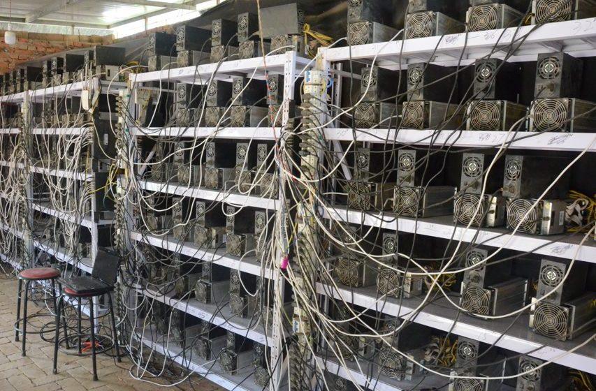 Polis rampas mesin perlombongan bitcoin RM1.6 juta