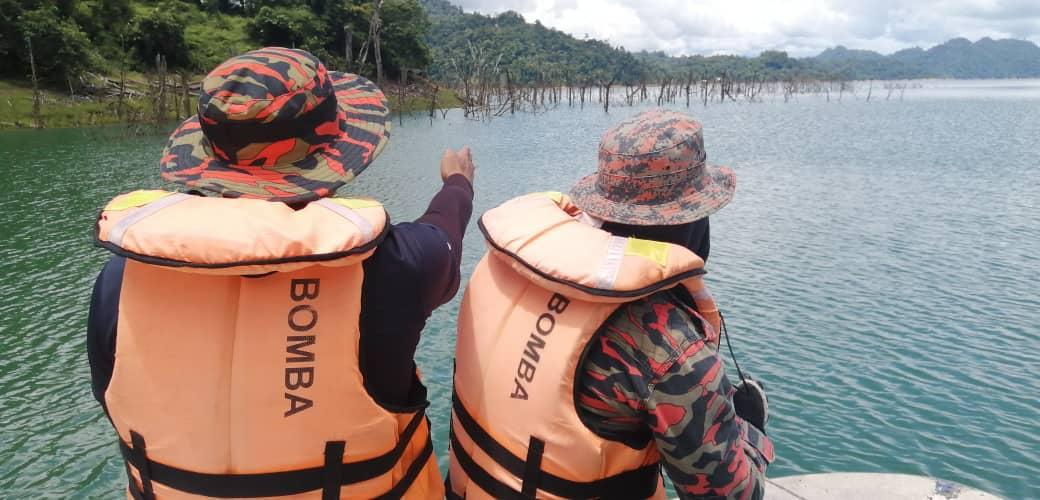 Lelaki hilang di Sungai Selui: Pencarian dihentikan sehingga ada petunjuk baharu