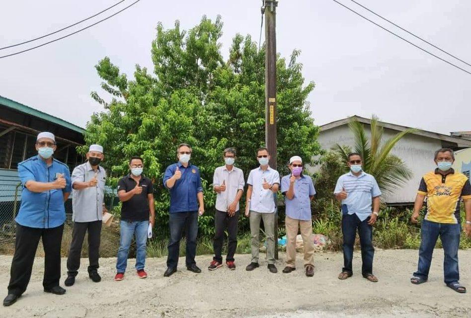733 kediaman di Dun Saribas bakal terima kemudahan elektrik