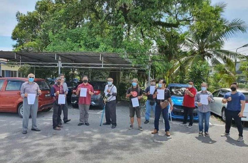 NGO tempatan S'wak buat laporan polis terhadap seorang wanita dari Semenanjung