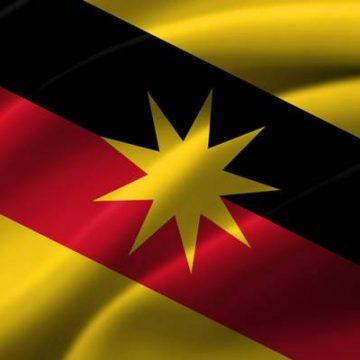 Pemutus Agong seriris enggau juluk perintah Sarawak