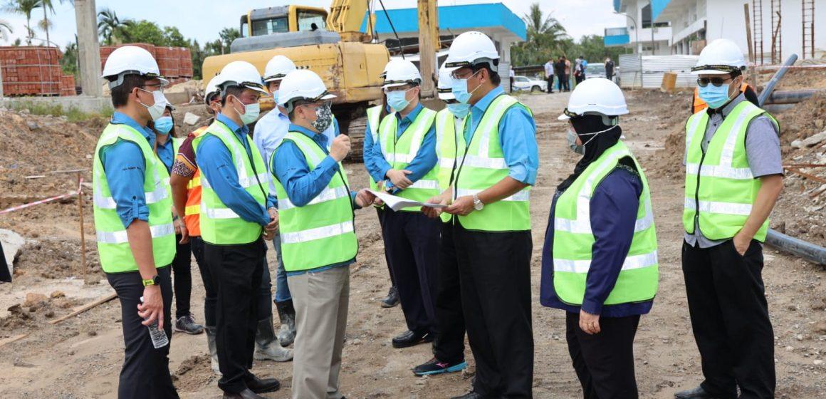 Agensi tunggal urus air Sarawak
