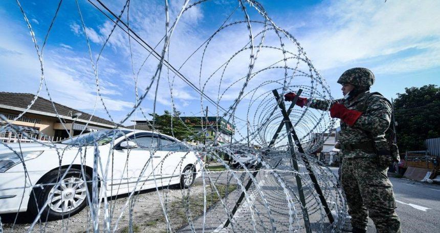 PKPD Kampung Binyu Lama ditamatkan hari ini