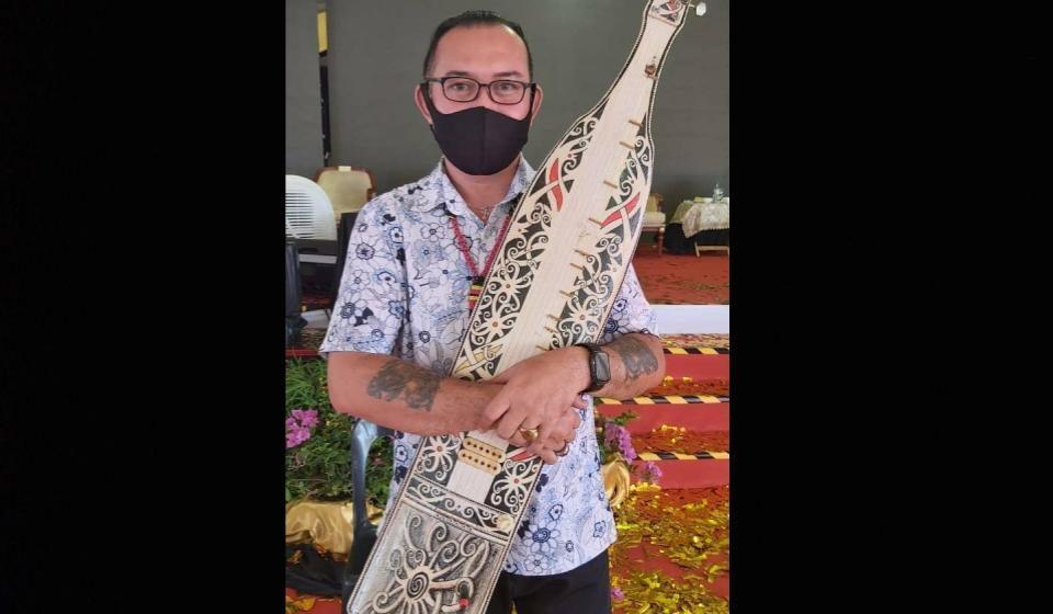 Raban artis patut bisi inisiatif napi pangka Covid-19