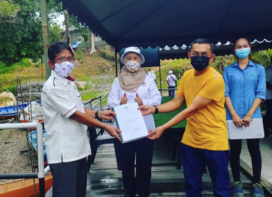 Tiga projek RTP untuk Tanjong Datu