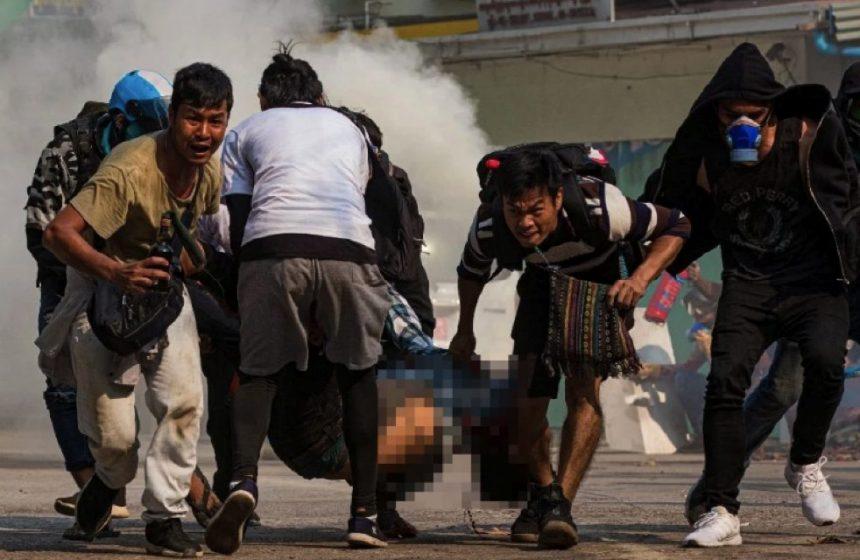 PBB digesa bertindak hentikan krisis di Myanmar