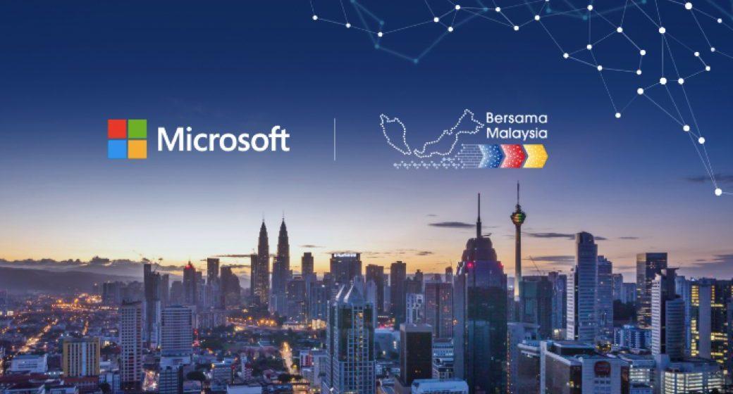 Microsoft buka pusat data serantau