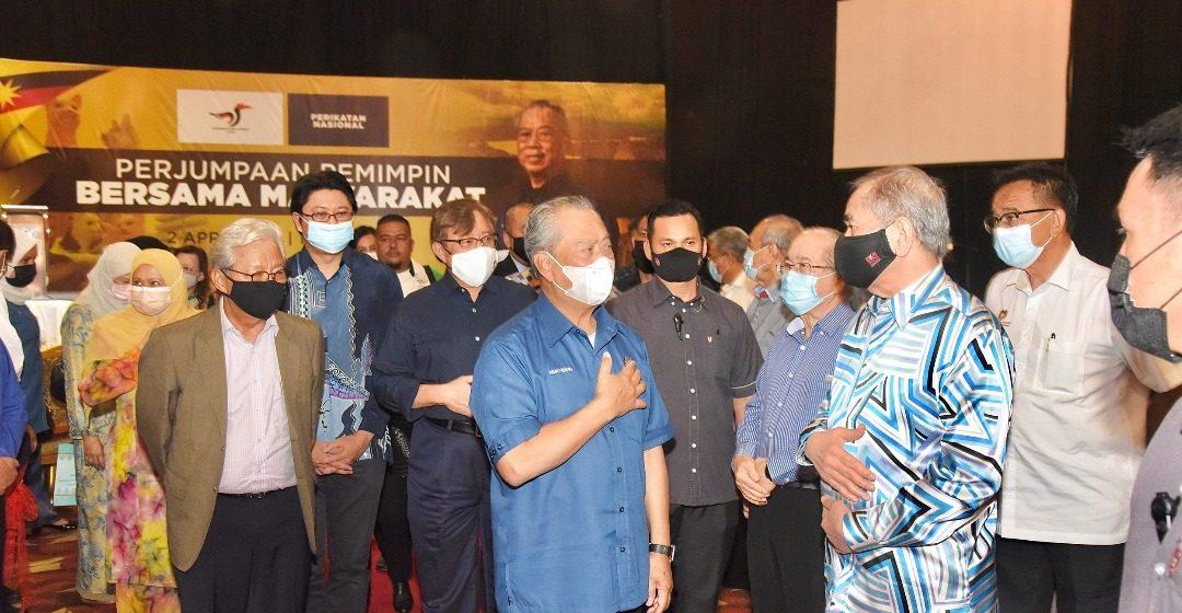 Anang jera ke Sarawak
