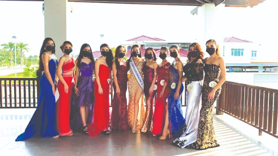 Miss Petite Universe International Sarawak (MPUIS) 2021 diatur nitihka SOP