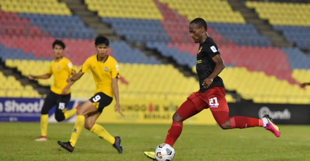 LIGA PREMIER 2021: Agba bantu S'wak United pesta gol