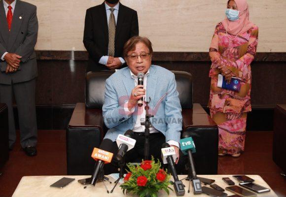 Kitai deka Perintah Besai ngubah konstitusyen sereta mulaika hak Sarawak