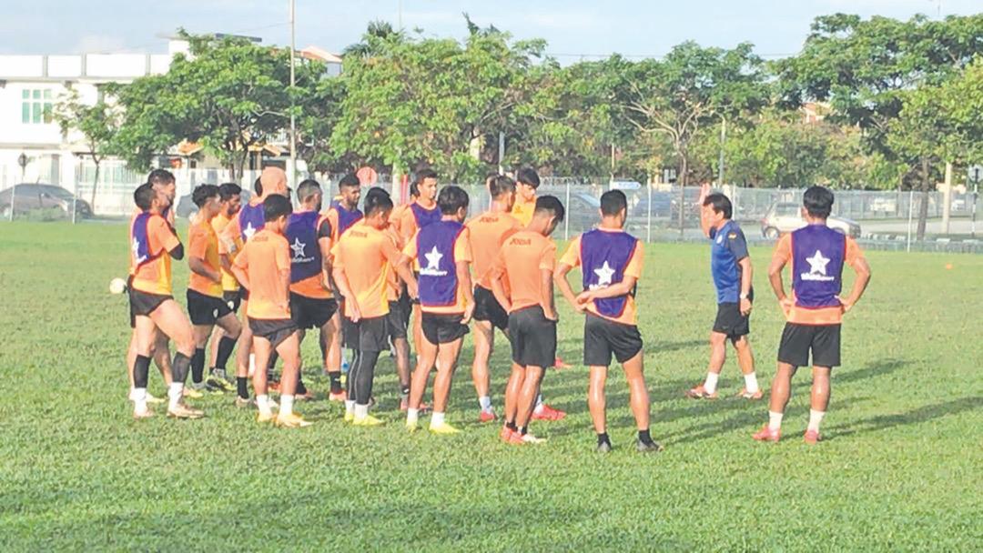 LIGA PREMIER 2021: Sarawak United terus memburu tiga mata