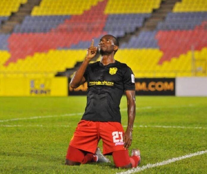 LIGA PREMIER 2021: Agba mesin gol Sarawak United