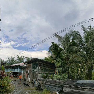 Komuniti Penan di Ulu Jelalong, Tubau udah nerima bekal karan 24 jam