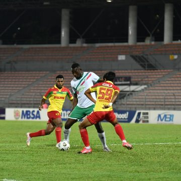LIGA PREMIER 2021: Kuching City FC buru import asing baharu