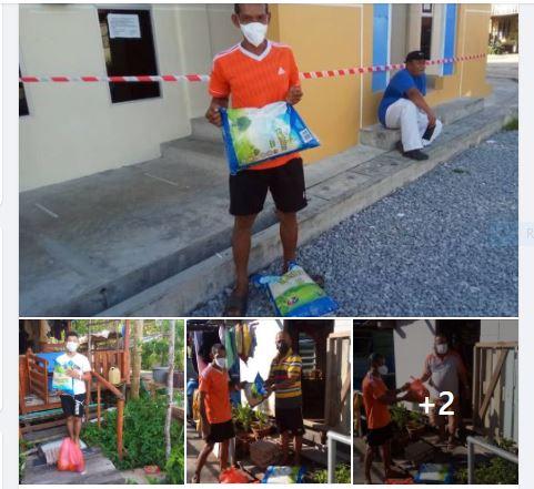67 keluarga dari Kampung Binyu Lama dan Binyu Baru terima bantuan