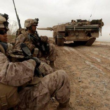10,000 tentera NATO berundur dari Afghanistan