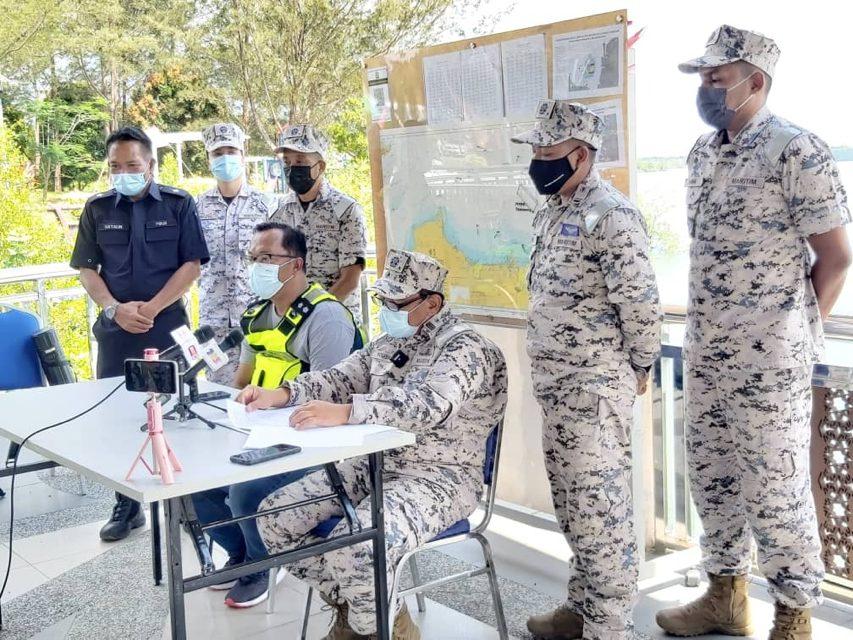 Operasi pencarian mangsa hilang semasa menyelam berhampiran Pulau Satang diteruskan