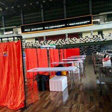 800 ikuti vaksinasi fasa kedua di Stadium Tertutup Sibu esok