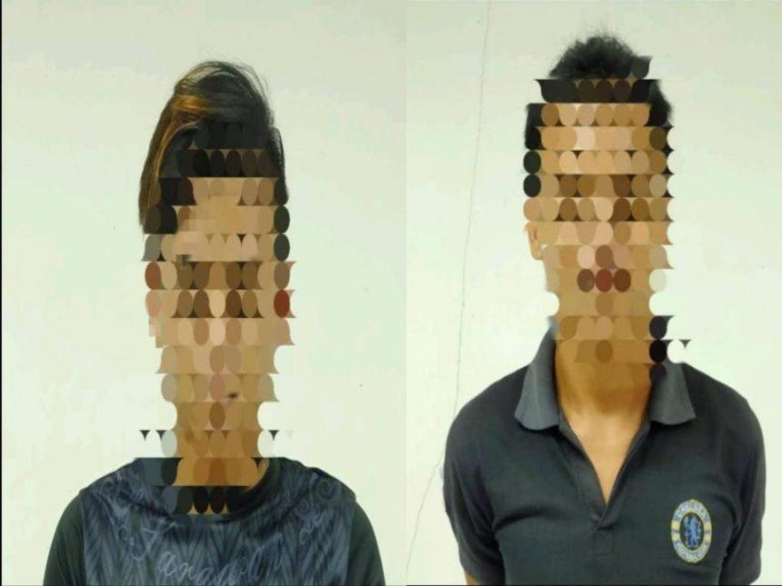 Dua lelaki ditahan disyaki miliki dadah jenis syabu