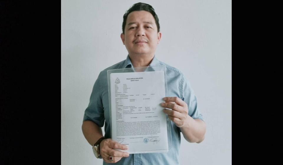 Syed Hamzah buat laporan polis dan saman Sarawak Report dan dua pemilik akaun Facebook