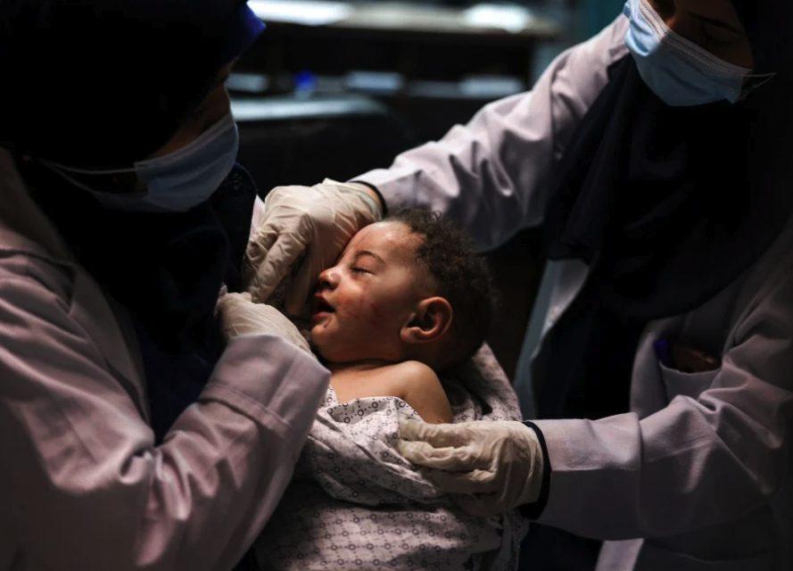 10,000 rakyat Palestin tinggalkan kediaman di Gaza