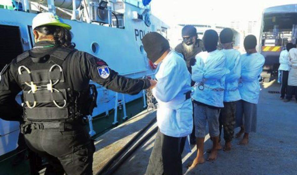 8 ahli kumpulan Abu Sayyaf diserah kepada Filipina
