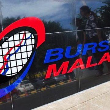 Peningkatan hampir semua sektor pacu Bursa Malaysia ditutup tinggi