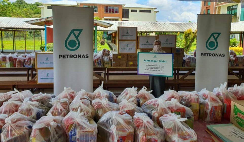 Petronas ngenatika nasip 400 iku nembiak dikuarantin ba Sebauh