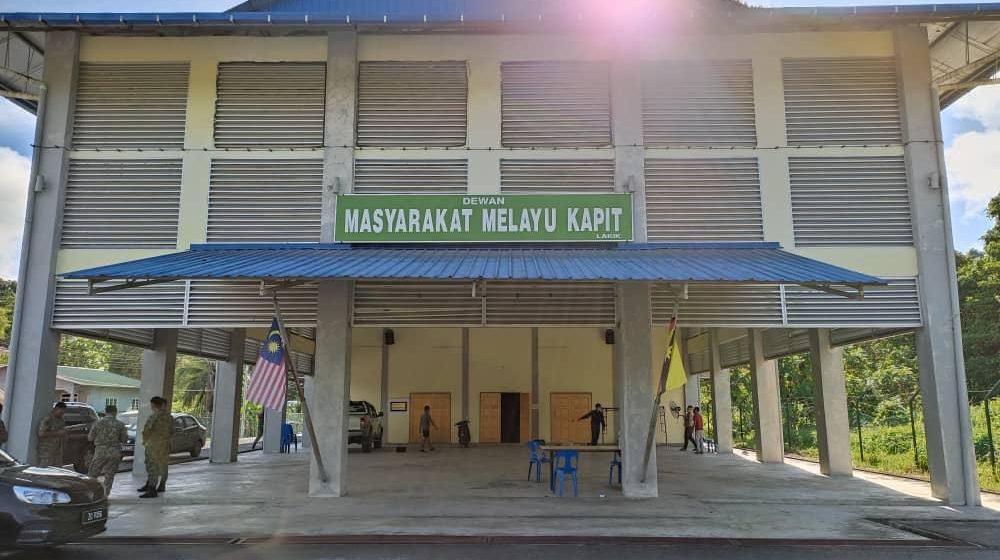 Markas 1 Divisyen ATM, sedia dirikan Hospital Medan untuk keperluan perubatan di Kapit