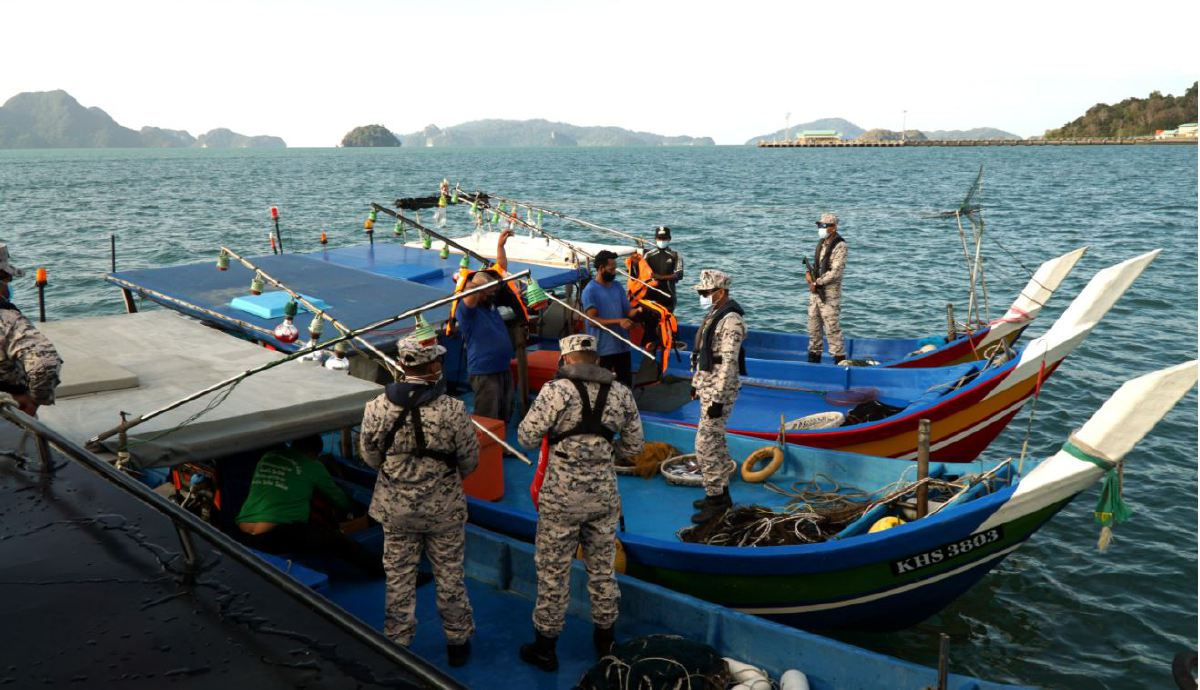 33 lokasi penyeludupan migran dikenal pasti