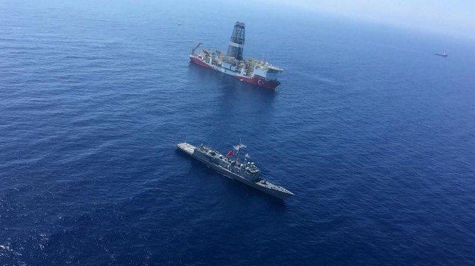 Turki temui 135 bilion kubik meter padu gas asli di Laut Hitam