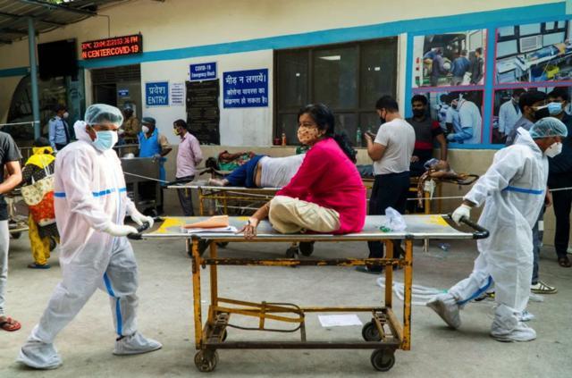 India catat penurunan kes COVID-19