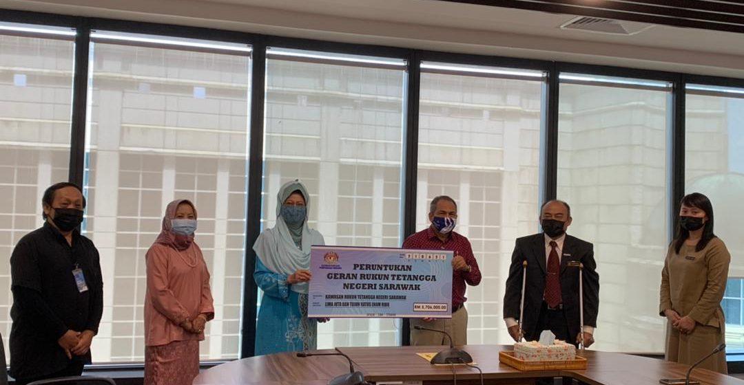 951 KRT di Sarawak bela diberi geran RM6, 000