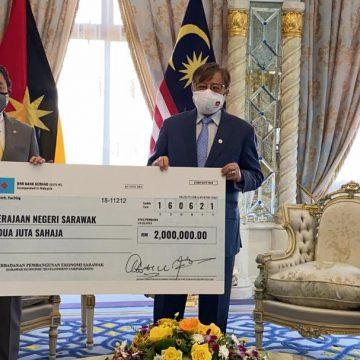 SEDC sumbang RM2 juta kepada TBN
