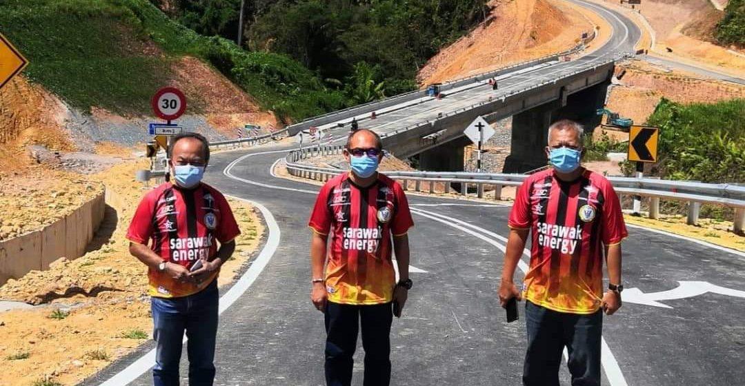 Jambatan Linsum pendekkan masa perjalanan ke pasar Betong, pengganti jalan sungai