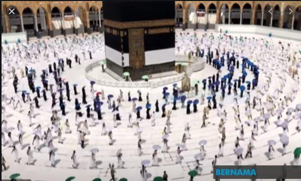 Kos haji dijangka meningkat susulan kadar inflasi, peraturan Arab Saudi